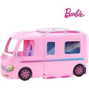 UNIVERS MINIATURE Barbie Mobilier Camping-Car Transformable pour pou