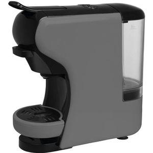COMBINÉ EXPRESSO CAFETIÈRE Machine à Café POTTS Gris IKOHS capsules et café m
