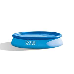 PISCINE INTEX Kit piscine autoportée Easy Set - 396,24 x 8