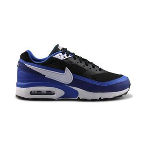 BASKET Nike Air Max Bw Junior Noir Bleu