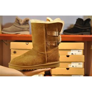 BOTTES ugg Classic Mi-mollet Orange