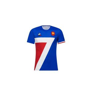 MAILLOT DE RUGBY Maillot rugby à 7 France - domicile 2018/2019 adul