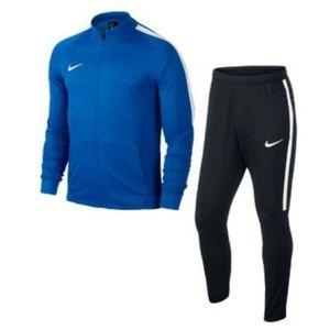 SURVÊTEMENT Jogging Nike Swoosh Homme Bleu et Noir