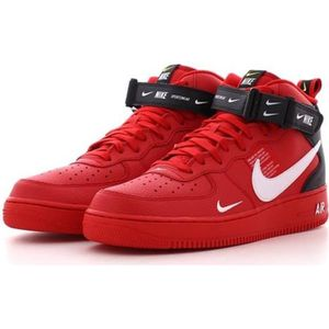 Nike air force 1 07 lv8 utility rouge - Cdiscount