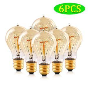 AMPOULE - LED NEUFU 6 pcs Ampoules LED - E27 40W A19 - Ampoule à