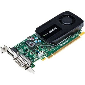 CARTE GRAPHIQUE INTERNE PNY Quadro K420 2 GB - 2 Go DVI/DisplayPort - PCI