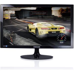 ECRAN ORDINATEUR Samsung - S24D330H - Moniteur PC Gaming - Dalle TN