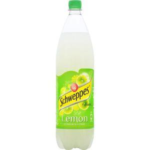 Soda - Thé glacé SCHWEPPES LEMON PET 1.50L