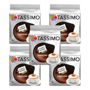 CAFÉ 5 Tassimo Carte Noire Cappuccino