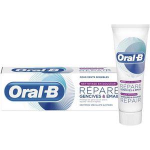 DENTIFRICE ORAL B Dentifrice Répare gencives et émail Nettoya