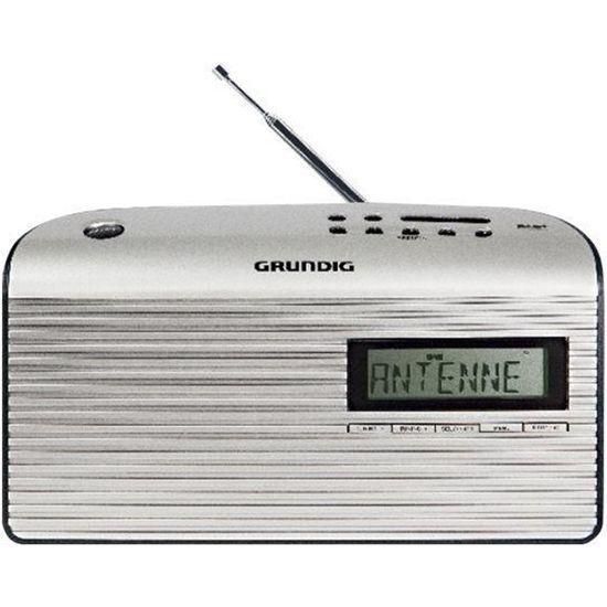radio 7000/DAB grafite Grundig Music