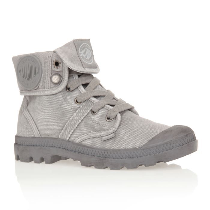 BASKET PALLADIUM Baskets Us Baggy Chaussures Femme. Baskets montantes ... 571aad3c191
