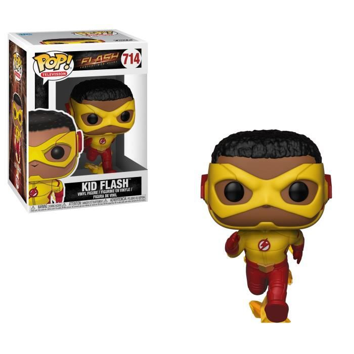 Figurine Funko Pop! The Flash: Kid Flash
