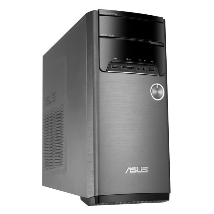 ASUS PC de Bureau Gamer M32CD-K-FR154T - 12 Go RAM - Intel® Core™ i7- NVIDIA GeForce GTX1060 - Disque Dur 1T + 128G SSD -sans écran