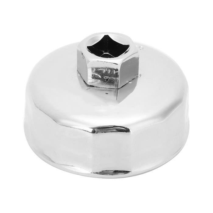 AIZ Capuchon Clé pour filtre à huile Démontage spécial Outil de logement de filtre à huile 901 (diamètre intérieur 65 mm)