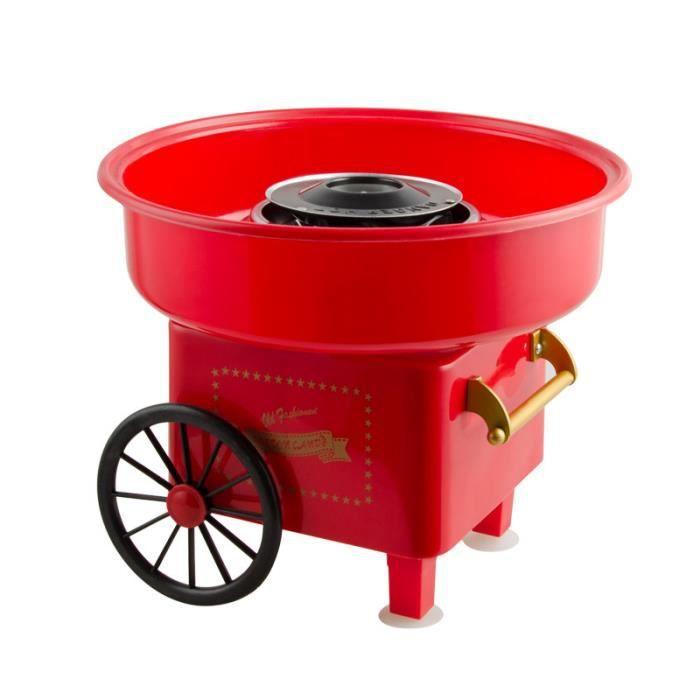 Mini guimauve de chariot rétro de ménage -D