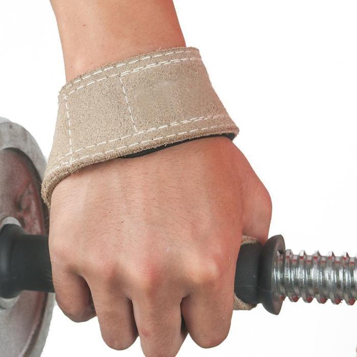 Sports Brace Haltérophilie Fitness Bodybuilding Wristband ProtectorWrap Belt hrb1243