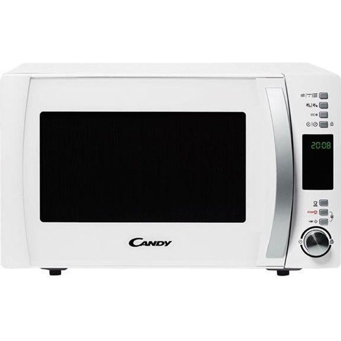 Candy - micro-ondes + gril 22l 800w blanc - cmxg22dw
