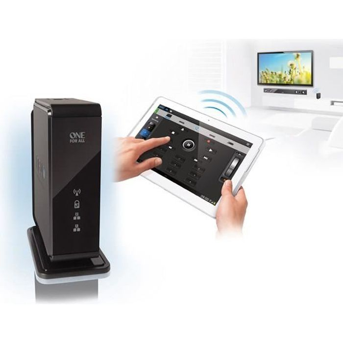 ONE FOR ALL URC 8800 Tablet Remote