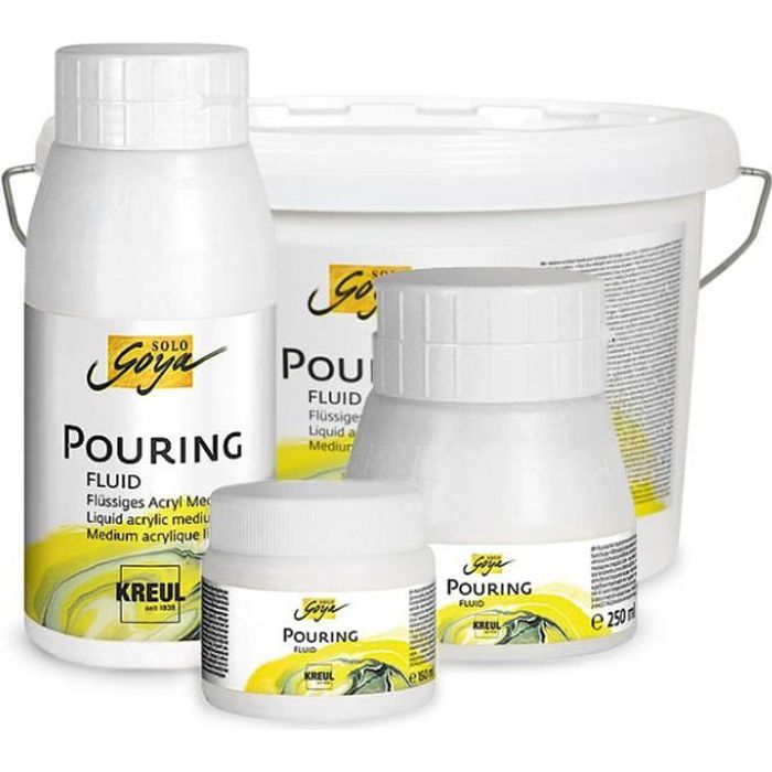 KREUL pouring Fluid Acrylique Medium 150 ML