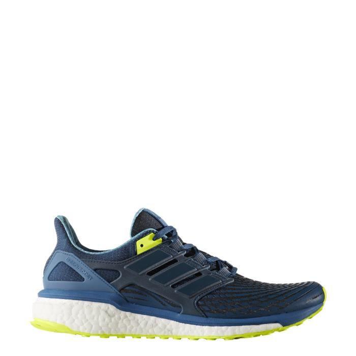 ADIDAS Baskets de running Energy Boost - Homme - Bleu