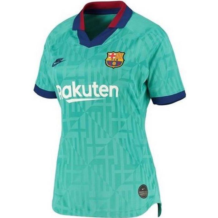 Nouveau Maillot Nike Femme FC Barcelone Third 2019-2020