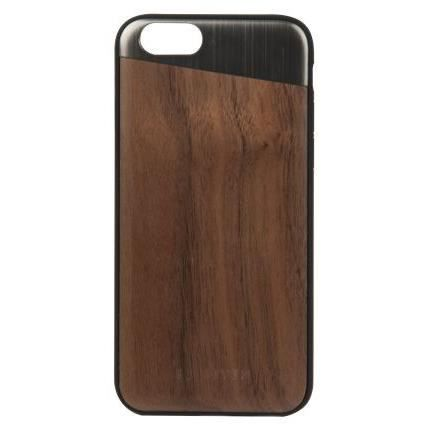 SO SEVEN SULFUROUS Coque METAL Gris SIDERAL + BOIS APPLE IPHONE 7