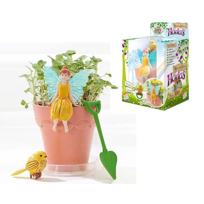 3 pièces Micro Paysage Résine Bonsai Fairy Garden Decor sable-seau