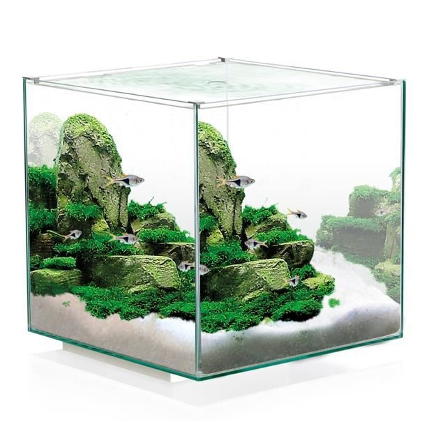 aquarium design tout quip 14 litres achat vente aquarium aquarium design tout quip. Black Bedroom Furniture Sets. Home Design Ideas