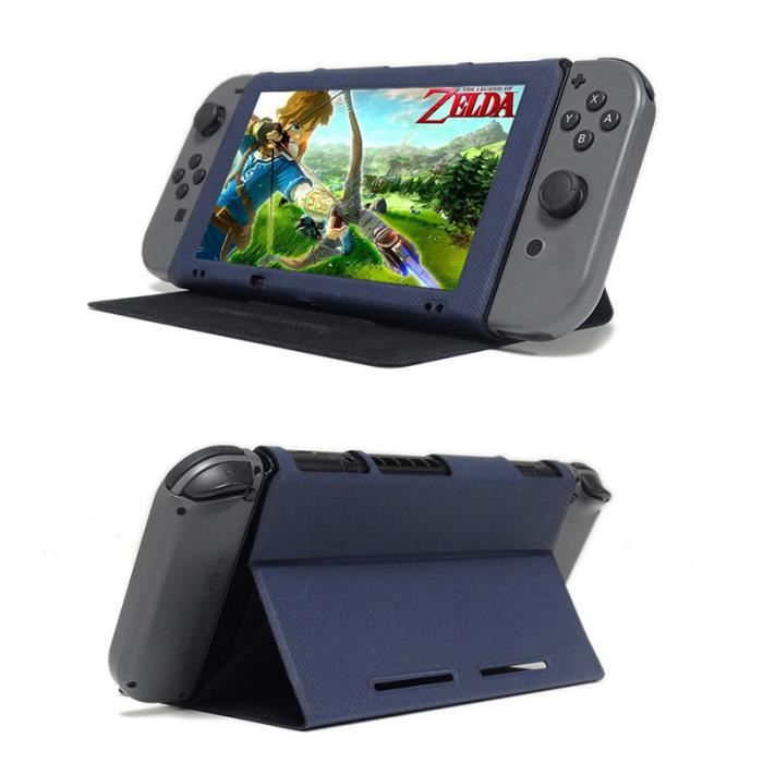 Housse multi fonctions pour nintendo switch avec support for Housse nintendo switch