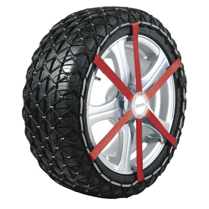 CHAINE NEIGE MICHELIN Chaines neige Composite Easy Grip J12