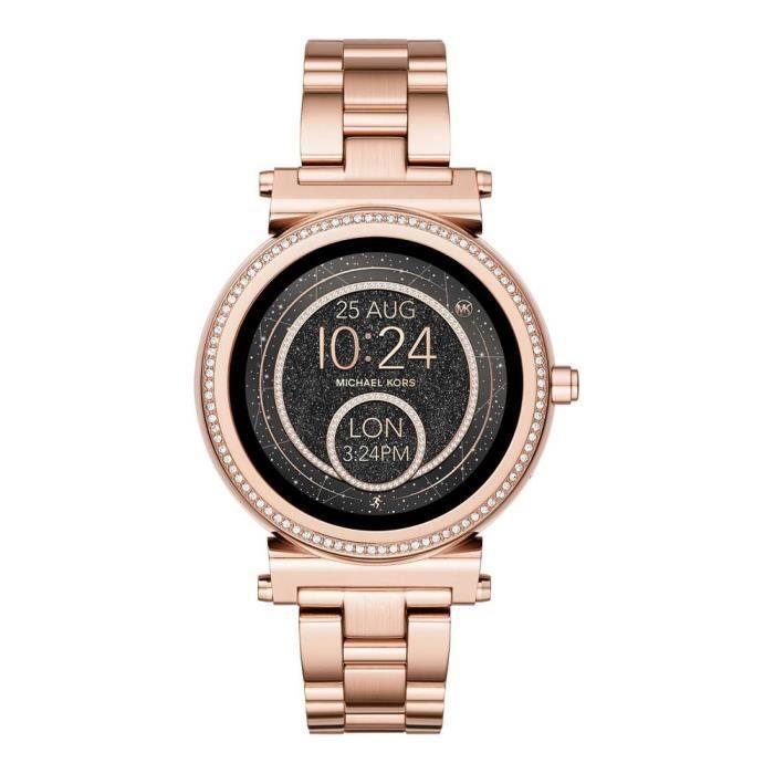 Michael Kors Sofie MKT5022 smartwatch femme - Cdiscount Téléphonie