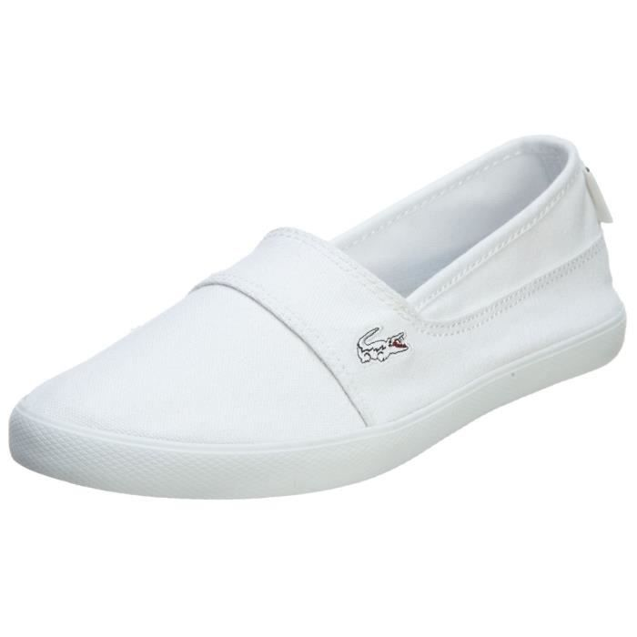 Lacoste Lacosta Maricejaw Spw Femmes Style # 7-25spw1113 Femmes E8W72 Taille-39 1-2