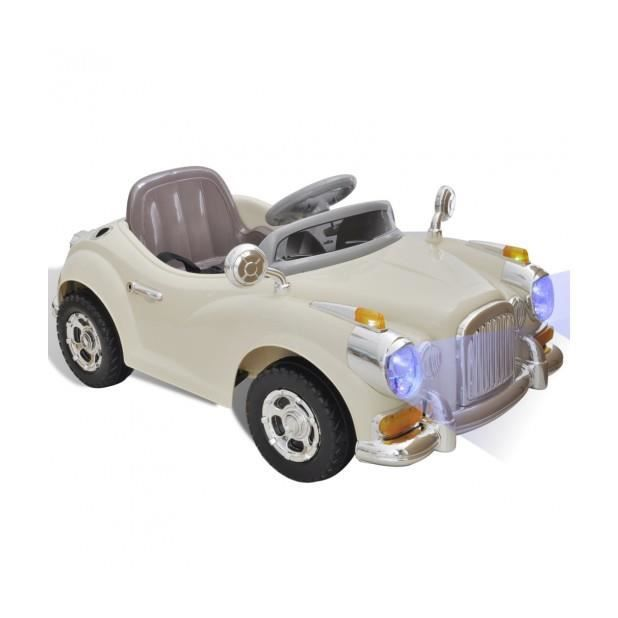 superbe voiture enfant batterie beige achat vente. Black Bedroom Furniture Sets. Home Design Ideas
