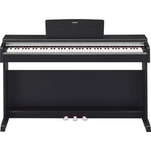 yamaha ydp142b piano num rique compact 88 touches 12 w. Black Bedroom Furniture Sets. Home Design Ideas