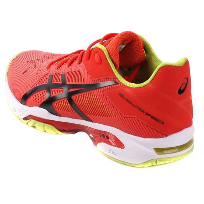 Chaussures Asics Gelsolution Speed 3 0990