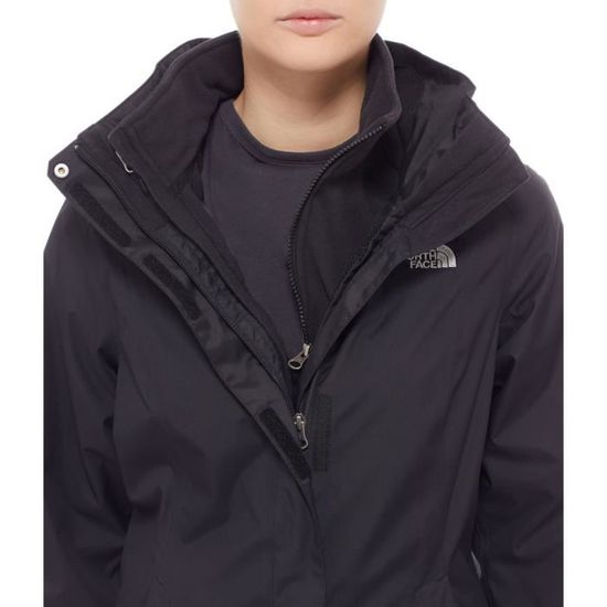 The North Face Evolve II Veste doublée femme Triclimate