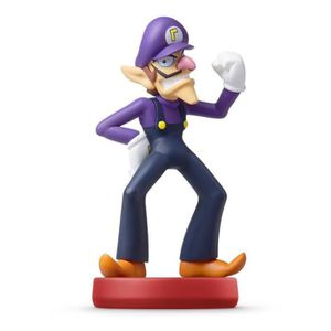 FIGURINE DE JEU Figurine Amiibo Waluigi Collection Super Mario