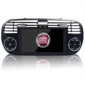 autoradio fiat 500 achat vente autoradio fiat 500 pas. Black Bedroom Furniture Sets. Home Design Ideas
