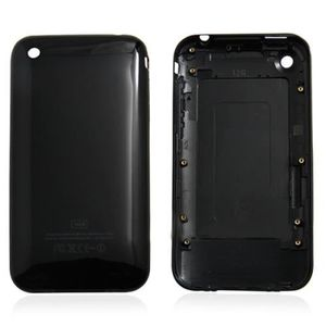 black remplacement coque arriere iphone 3g 16gb no