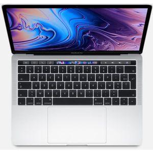 """Vente PC Portable MacBook Pro Touch Bar - 13"""" - Intel Core i5 - Ram 8Go - 128Go SSD - Intel Iris Plus Graphics 645 - Argent pas cher"""
