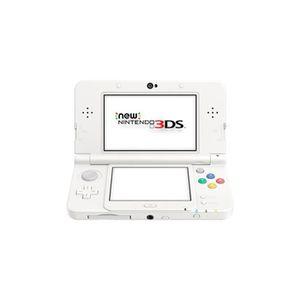 CONSOLE NEW 3DS XL Nintendo New 3DSNintendo Blanc -  -