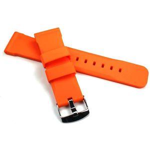 MONTRE bracelet caoutchouc de silicone 24mm montre durabl