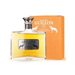 WHISKY BOURBON SCOTCH Guillon finition Coteaux du Layon 20cl - Etui - Es