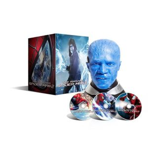 BLU-RAY FILM The Amazing Spider-Man 2 : le destin d'un Héros -