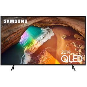 Téléviseur LED SAMSUNG QE55Q60R TV QLED 4K UHD 138 cm Smart TV •