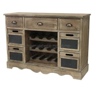 Interesting Casier Pour Meuble Meuble Console Bahut