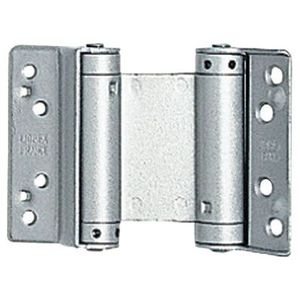 MVPOWER Charni/ères /À Ressort Double Action en Acier Inox Pour Porte Placard Charni/ères Porte Battante Fermeture Automatique 2PCS 150MM