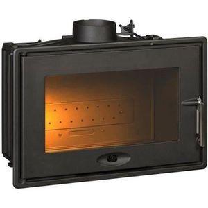 INSERT - FOYER INVICTA Foyer 700 - 7 kW - Fonte - Optimisé avec v
