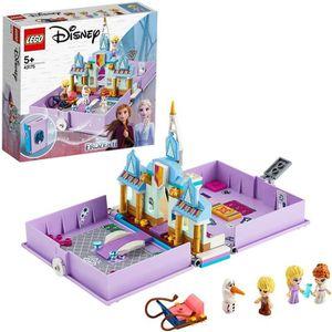 ASSEMBLAGE CONSTRUCTION LEGO® Disney 43175 Les aventures d'Anna et Elsa da